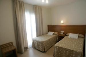 Hotel Goartín, Отели  Малага - big - 18