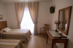 Hotel Goartín, Отели  Малага - big - 8