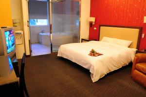 Rose Business Hotel, Motels  Yilan City - big - 40