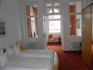 Hotel Germania, Hotel  Bansin - big - 19