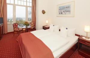 Hotel Germania, Hotel  Bansin - big - 16
