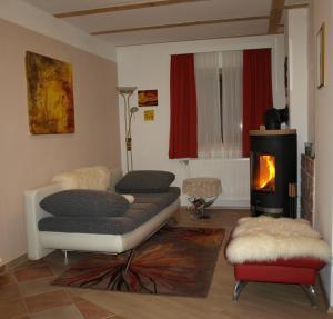 Land Romantik, Prázdninové domy  Urschendorf - big - 11