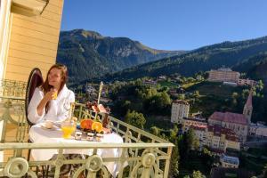 De l'Europe Gastein, Appartamenti  Bad Gastein - big - 13