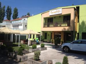 Hotel Cosmopolitan Senec