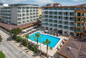 Riviera Hotel & Spa, Hotels  Alanya - big - 31