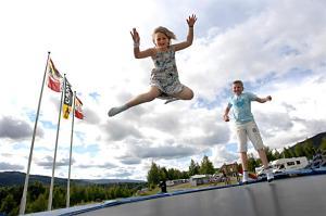 Lillehammer Turistsenter Camping, Campsites  Lillehammer - big - 14