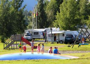 Lillehammer Turistsenter Camping, Campsites  Lillehammer - big - 2