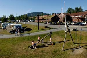 Lillehammer Turistsenter Camping, Campsites  Lillehammer - big - 15