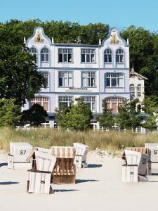 Hotel Germania, Hotel  Bansin - big - 17
