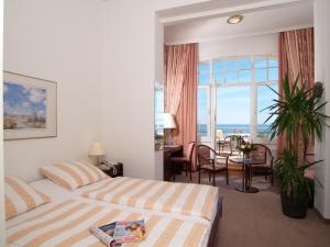 Hotel Germania, Hotel  Bansin - big - 24