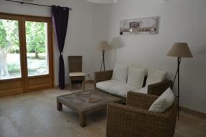 Mas de Capelou Apartment, Ferienwohnungen  Avignon - big - 33