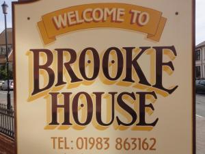 Brooke House, Гостевые дома  Шанклин - big - 37