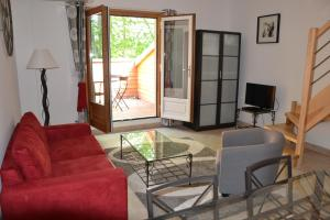 Mas de Capelou Apartment, Ferienwohnungen  Avignon - big - 8