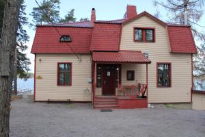 Guest House Father Vasily, Holiday homes  Sortavala - big - 20