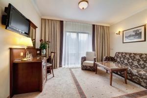 Hotel Prezydent Krynica Zdrój, Hotely  Krynica Zdrój - big - 2