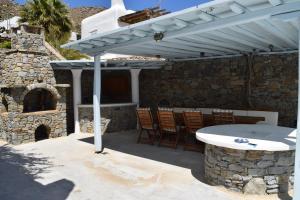 Villa Irini, Ville  Panormos Mykonos - big - 68
