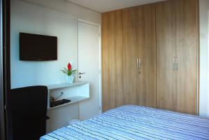 Luxury Flat Beira Mar, Apartmány  Fortaleza - big - 3