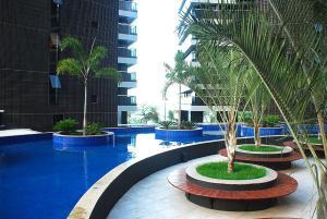 Luxury Flat Beira Mar, Apartments  Fortaleza - big - 28