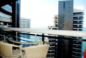 Luxury Flat Beira Mar, Apartmány  Fortaleza - big - 28