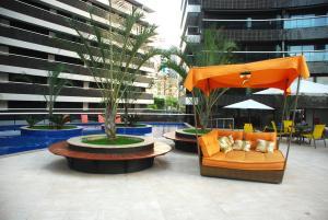 Luxury Flat Beira Mar, Apartmány  Fortaleza - big - 24