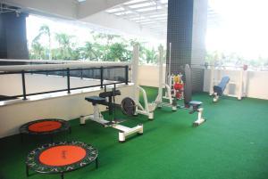 Luxury Flat Beira Mar, Apartments  Fortaleza - big - 22
