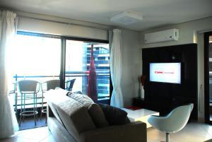 Luxury Flat Beira Mar, Apartmány  Fortaleza - big - 9