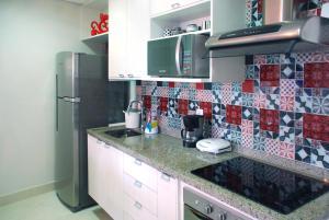 Luxury Flat Beira Mar, Apartmány  Fortaleza - big - 8
