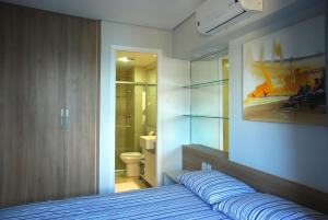 Luxury Flat Beira Mar, Apartments  Fortaleza - big - 7