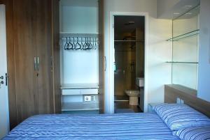 Luxury Flat Beira Mar, Apartmány  Fortaleza - big - 6