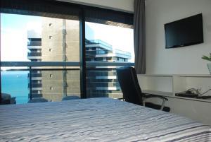 Luxury Flat Beira Mar, Apartments  Fortaleza - big - 25