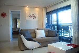 Luxury Flat Beira Mar, Apartmány  Fortaleza - big - 18
