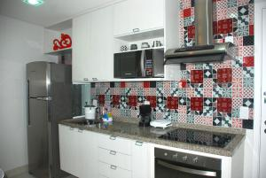 Luxury Flat Beira Mar, Apartmány  Fortaleza - big - 15