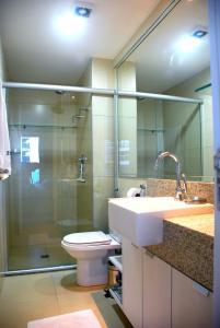 Luxury Flat Beira Mar, Apartments  Fortaleza - big - 14
