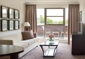 Regency Suite with Balcony and Lounge Access