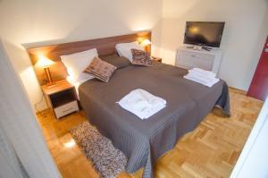 Apartments Biser, Ferienwohnungen  Vrnjačka Banja - big - 5