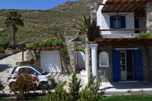 Villa Irini, Ville  Panormos Mykonos - big - 19