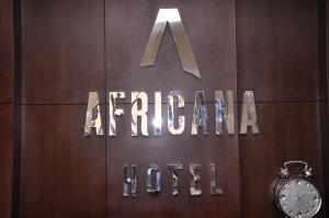 Africana Hotel, Hotels  Dubai - big - 18
