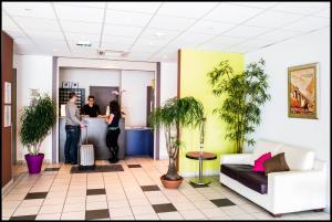 Appart'hôtel - Résidence la Closeraie, Residence  Lourdes - big - 40