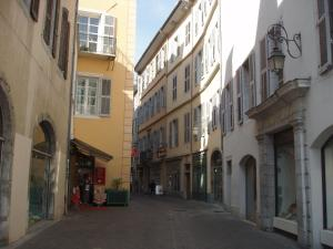 Les Suites de l'Hôtel Particulier De Sautet, Affittacamere  Chambery - big - 36