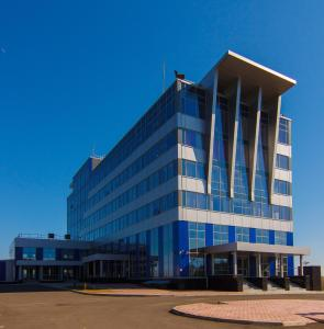 Skyline Hotel Tomsk Airport, Hotels  Bogashevo - big - 1