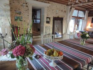Maison Castaings, Гостевые дома  Lucq-de-Béarn - big - 35