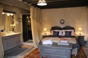 Maison Castaings, Гостевые дома  Lucq-de-Béarn - big - 26