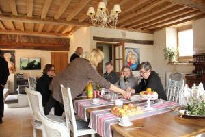 Maison Castaings, Гостевые дома  Lucq-de-Béarn - big - 18