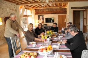 Maison Castaings, Гостевые дома  Lucq-de-Béarn - big - 15