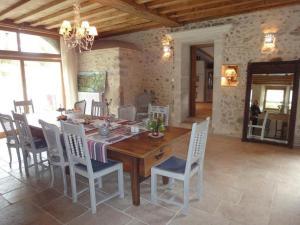 Maison Castaings, Гостевые дома  Lucq-de-Béarn - big - 34