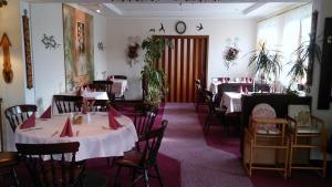 Hotelpension Schwalbennest, Guest houses  Benz - big - 34