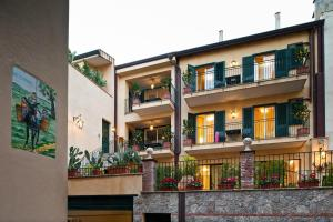 Residence Degli Agrumi, Apartmanok  Taormina - big - 74