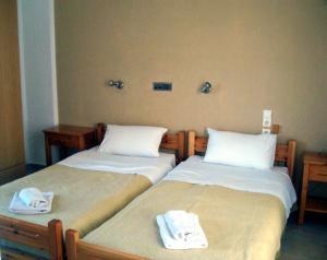 Gefyra Hotel, Hotels  Agios Nikolaos - big - 17