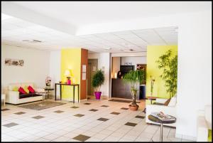 Appart'hôtel - Résidence la Closeraie, Residence  Lourdes - big - 36