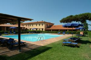 Podere San Giuseppe, Apartmanhotelek  San Vincenzo - big - 107